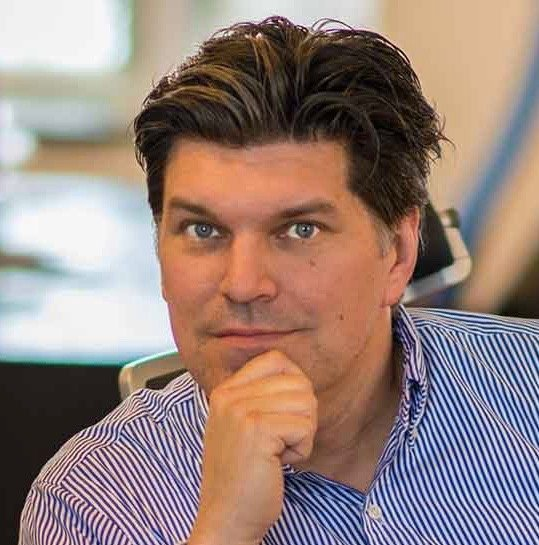 Picture of Johan Olde, CEO at Rackfish